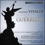 Di Trombe Guerriere-Concerto for Two Trumpets in C Major