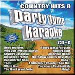 Party Tyme Karaoke: Country Hits, Vol. 8