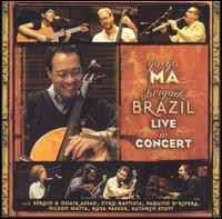 Obrigado Brazil Live in Concert [Includes Bonus DVD] - Yo-Yo Ma