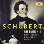 Schubert-the Edition 1: Orchestral; Chamber; Piano [Limited Edition 39 Cd Box Set]