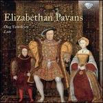 Elizabethan Pavans Lute Music