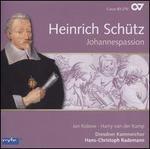 Heinrich Schütz: St. John Passion