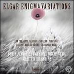 Elgar: Enigma Variations [Bbc Scottish Symphony Orchestra Martyn Brabbins] [Hyperion: Cda68101]