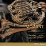 Mozart: Concertos for horn; Concerto for bassoon