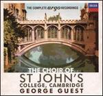 The Choir of St. John's College Cambridge-the Complete Argo Recordings