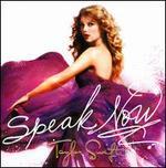 Speak Now (Piano Vocal, Sheet Music)