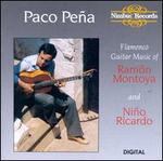 Flamenco Guitar Music of Ram?n Montoya and Ni�o Ricardo