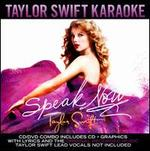 Speak Now: Taylor Swift Karaoke [CD/DVD]