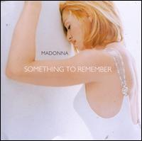 Something to Remember - Madonna