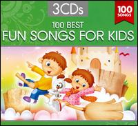 100 Fun Songs For Kids - The Countdown Kids