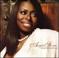 The Art of Love & War - Angie Stone