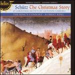 Sch�tz: The Christmas Story; Gabrieli: Christmas Motets