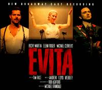 Evita - New Broadway Cast Recording