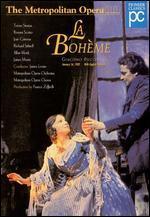 Giacomo Puccini-La Bohème / Franco Zeffirelli · James Levine-T. Stratas · R. Scotto · J. Carreras · Met