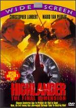 Highlander: Final Dimension /