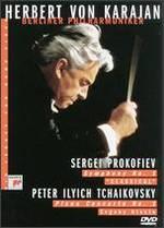 Herbert Von Karajan-New Year's Concert 1988-Prokofiev Symphony No. 1 & Tchaikovsky Piano Concerto No. 1 / Kissin