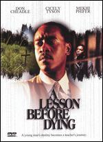 A Lesson Before Dying [Dvd] [Import]
