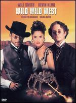 Wild Wild West [Dvd] [1999] [Region 1] [Us Import] [Ntsc]