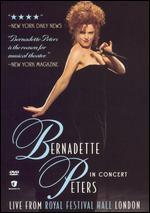 Bernadette Peters: In Concert