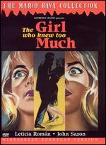 Girl Who Knew Too Much [Dvd] [1965] [Region 1] [Us Import] [Ntsc]