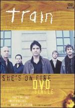 She's on Fire [DVD Single]