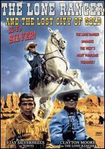 The Lone Ranger and the Lost City Of Gold [2 Discs]