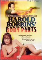 Harold Robbins Body Parts (Erotic Packaging)