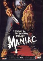 Maniac [Special Edition]
