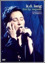 k.d. Lang: Live by Request - Lawrence Jordan