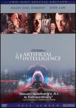 A.I.: Artificial Intelligence [P&S] [2 Discs] - Steven Spielberg