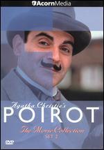 Agatha Christie's Poirot: The Movie Collection, Set 2 [4 Discs]