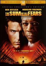 The Sum of All Fears - Phil Alden Robinson