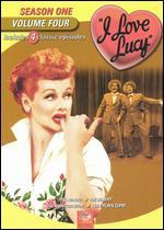 I Love Lucy: Season 1, Vol. 4 -
