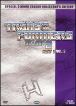 Transformers Season 2 Part 1, Vol. 3