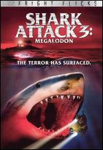 Shark Attack 3: Megalodon - David Worth