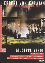 Verdi-Don Carlo / Von Karajan, Carreras, Baltsa, Furlanetto, D'Amico, Cappuccilli, Salminen, Salzburg