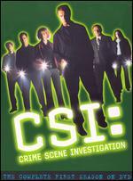 CSI: Crime Scene Investigation - The Complete First Season [6 Discs]