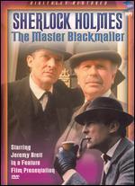 Sherlock Holmes-the Master Blackmailer
