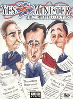 Yes Minister: The Complete Collection [4 Discs]