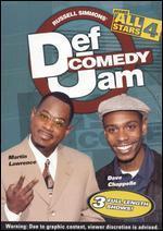 Def Comedy Jam: More All Stars, Vol. 4 -