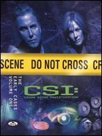 CSI: Crime Scene Investigation - The Early Cases, Vol. 1 [3 Discs] -