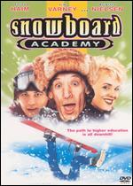 Snowboard Academy - John Shepphird