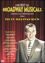 The Ed Sullivan Show: The Best of Broadway Musicals - Original Cast Performances