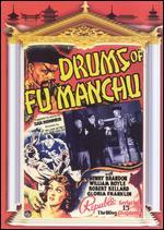 Drums of Fu Manchu - John English; William Witney