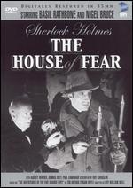 Sherlock Holmes-the House of Fear