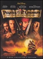 Pirates of the Caribbean: The Curse of the Black Pearl [2 Discs]