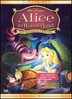 Alice in Wonderland [Masterpiece Edition] [2 Discs] - Clyde Geronimi; Hamilton Luske; Wilfred Jackson