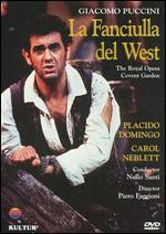 Puccini-La Fanciulla Del West / Santi, Domingo, Neblett, Royal Opera Covent Garden