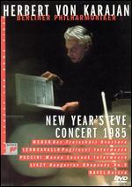 Herbert Von Karajan-His Legacy for Home Video: New Year's Eve Concert 1985