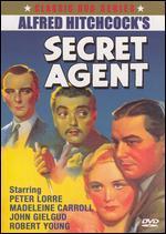 Alfred Hitchcock's Secret Agent